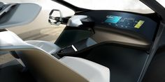 BMW explores control and display tech with i Inside Future - Photos (1 of 8)
