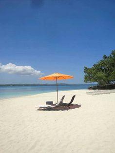 Virgin Island of Bantayan Island Cebu