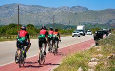 Straßensperrungen wegen Radrennen Mallorca 312