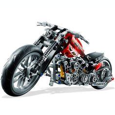 ホット378ピーステクニックオートバイexploitureオートバイモデルハーレー車両の建設用れんが·ブロックセット玩具ギフトと互換性legoe