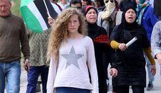 عهد التميمي، من هي ولماذا يشن الاحتلال بجيشه هجوماًُ كبيراً ضدها وضد أهلها ؟