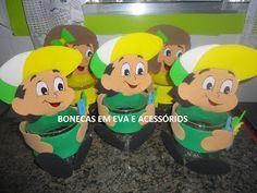 Bonecas em eva e acessorios.: POTES DECORADOS EM GARRAFA PET -PARA MUITAS UTILIDADES!!!!!
