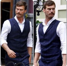 The best actor of turkey.Kivanc' s new style for Kurt Seyit ve Sura