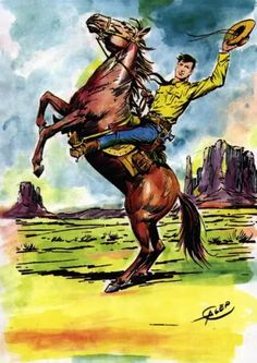 Galep (Aurelio Galleppini) : Tex Willer