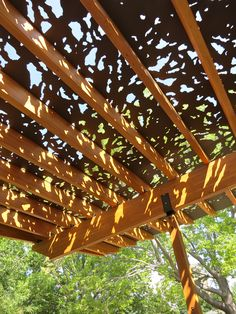 7 best parasoleil parks gardens images on pinterest metal panels