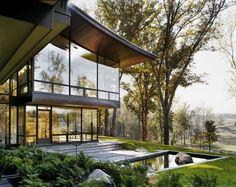 แบบบ้านฟรี บ้าน modern โล่ง โปร่ง สบาย  (แจกแบบบ้านฟรี)