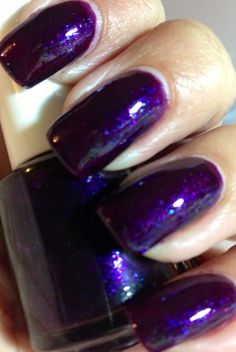 Voodoo by LilypadLacquer on Etsy, $11.00