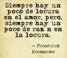 locura por amor
