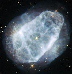 Hubble View of a Nitrogen-Rich Nebula | by NASA Goddard Photo and Video
