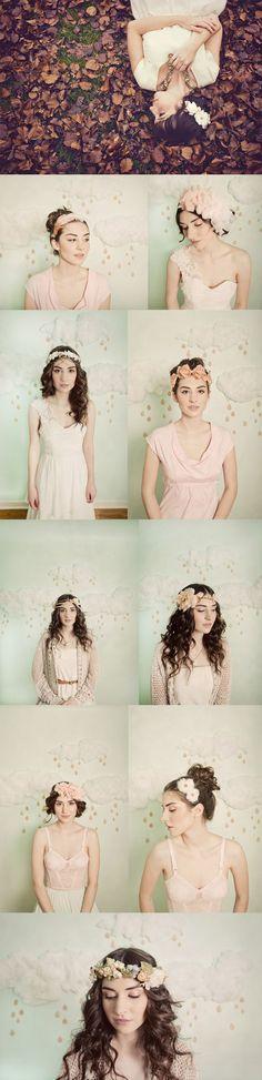 Mignonne wedding hair accessory / headpiece