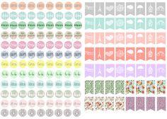 Free Printable Stickers | Filofax