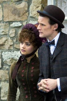 The Eleventh Doctor and Clara, Doctor Who