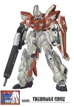 #Gundam Sinanju #LineArt scheme