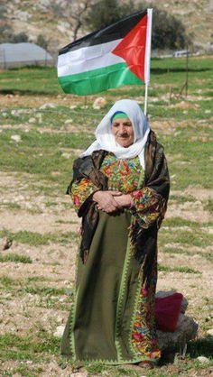 praying for Palestine