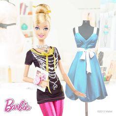 Fashion Designer Barbie