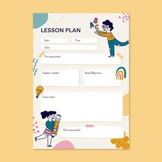 Goals And Objectives, School Lessons, Special Needs, Lesson Plans, Vector Free, How To Draw Hands, How To Plan, Assessment, Hand Drawn