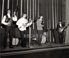 The Rolling Stones - 17 May 1964