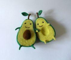 Cutie Wool Sculptures