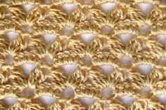 MyPicot   Free crochet patterns. //  ♡ THEY LOOK LIKE LITTLE CROWNS! lol! ♥A