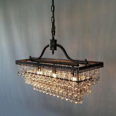 LightInTheBox Traditional Crystal Chandeliers Pendant Lights Ceiling Lamp Fixture - - Amazon.com