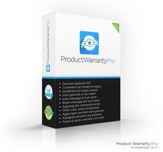 Garanzia del Prodotto Pro, generare garanzie PDF,  consentire più modelli di negozi, consentire più lingue modelli, invia garanzie ai tuoi clienti, invia messaggi ai tuoi clienti, ricevi messaggi dai tuoi clienti, aggiungi più connessioni email, filtra, vista, scarica le garanzie, aggiungere revisioni sulla garanzia, assegnare prodotti alla garanzia, flusso di lavoro perfetto con AJAX.