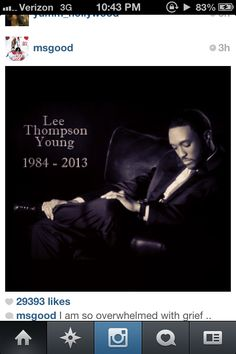you will b missed! Lee Thomas, Grief, Actors, My Love, Movies, Movie Posters, Fictional Characters, Films, Film Poster