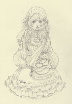 Original Pencil Drawing · JDarnell · Online Store Powered by Storenvy
