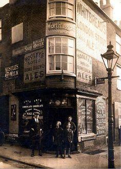 Lenton Times Magazine - Willoughby Street, Lenton