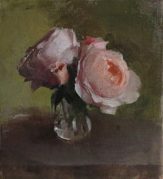 Kathleen Speranza - Workshop - Rose Painting Workshop