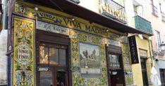 Viva Madridestá en la calleManuel Fernández y González,7 de Madrid,cerca de la Plaza Sta. Ana. Un poco de historia Viva Madrid ... Plaza, Madrid, Travel Inspiration, Street, Get A Life, Facades, History