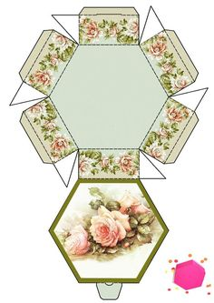 decorative paper box patterns