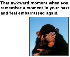 That Awkward Moment When