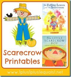 Free Printables- worked great for 4 year old. Cutting, glueing, coloring, letter and number recognition, graphing
