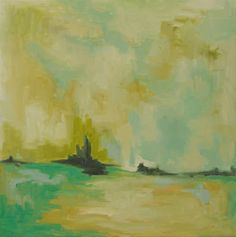 Hillary Butler {Fine Art}: abstract landscape paintings