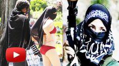 Female Muslim Gang Attack Woman For Wearing Bikini