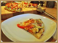 We love our kitchen: Zeleninová pizza Ahoj! Písala som tu už recept na ...