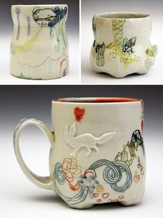 Nice ceramic mug...