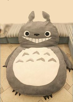 Bean Bag On Pinterest Bean Bags Bean Bag Chairs And Totoro