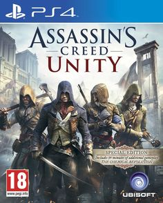 Assassin's Creed Unity (PS4): Amazon.co.uk: PC & Video Games £42.99 ***