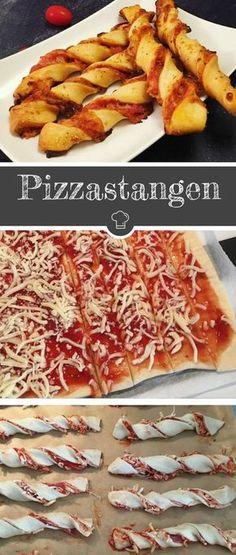 Leckere Pizzastangen                                                                                                                                                                                 More