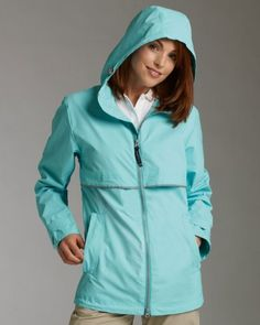 Charles River Apparel Women`s New Englander Rain Jacket. 5099 $35.99 #bestseller