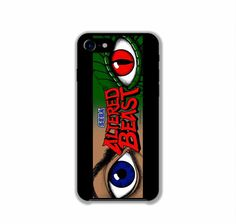 cool Altered Beast Arcade Marquee iPhone Samsung Galaxy Cell Phone Case