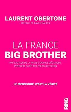 Télécharger Livre La France Big Brother Ebook Kindle Epub PDF Gratuit