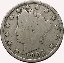 1905 LIBERTY HEAD NICKEL 5 Cent United States of America USA Antique Coin i43546 #ancientcoins https://ancientcoinsaustralia.wordpress.com/2015/11/02/1905-liberty-head-nickel-5-cent-united-states-of-america-usa-antique-coin-i43546-ancientcoins/
