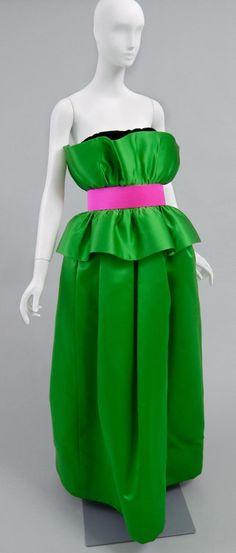 Dress  Pierre Cardin, 1987  The Philadelphia Museum of Art