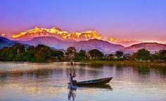 NEPAL – Sarangkot Sunrise, Pokhara