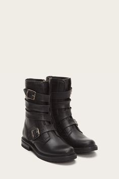 Moto Boots for Women - Women's Work Boots | FRYE