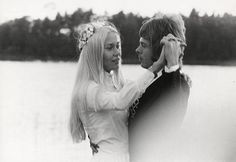 Agnetha and Bjorn got married on July 6th, 1971 on the island of Verum.❤•❦•:*´¨`*:•❦•❤