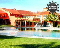 Férias em Peniche | 4 Noites T1 | Dona Rita Park Villas & Resort
