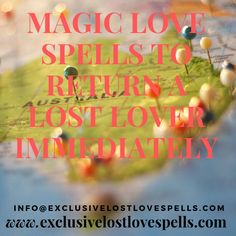 Magic love spells to return a lost lover immediately are so real and strong. These spells work amazingly to make you the person you think you should be. Luck Spells, Money Spells, Black Magic Spells, Love Spell That Work, Lost Love Spells, Protection Spells, Love Problems, Falling In Love Again